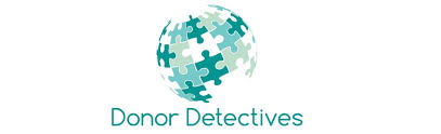 Logo Donor Detectives